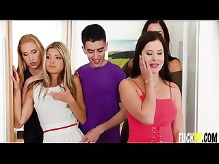 Gina gerson kayla green party over with milf