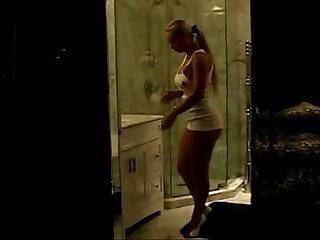 Nicole coco austin in the shower