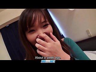 Subtitles japanese girl haruka ohsawa gets a big cock