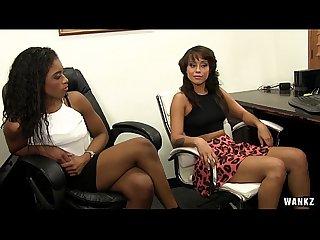 Sexy lesbians jamie sullivan and mia austin