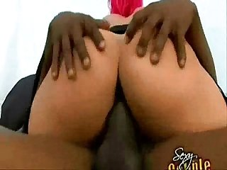 Raven Black Loves Monstercock 2