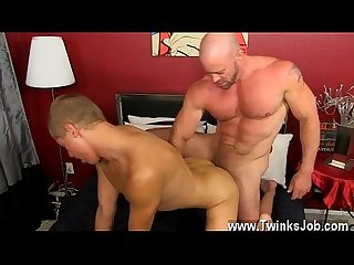 Sexy men Blade is more than blessed to share his lad man sausage and