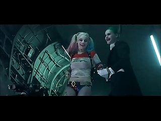 Margot Robbie Nude -Suicide Squad- Behind-The-Scenes Footage Leaked