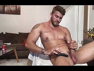 Sexy guy cute