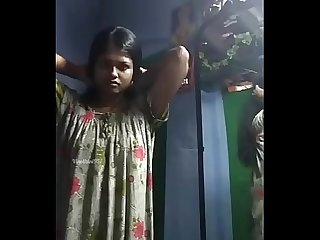 Thanjavur Girl Stripping 2